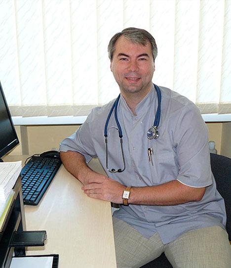 Заместитель главного врача по лечебной работе Врач-кардиолог