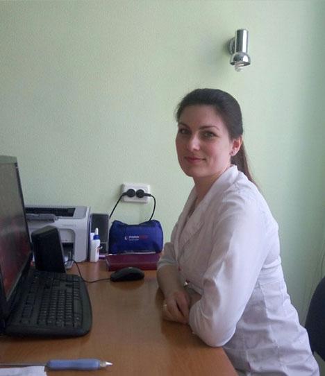 Врач невропатолог лечебно - диагностического центра