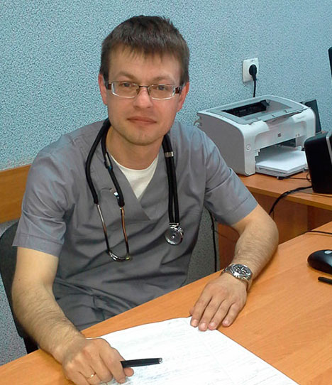 Заместитель главного врача по лечебной работе ЛДЦ