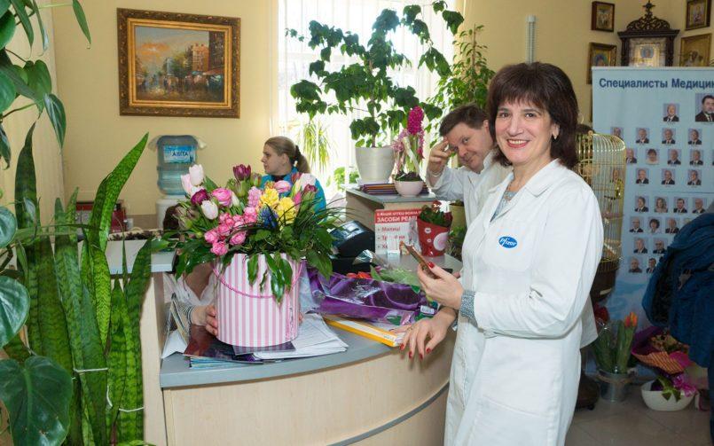 7 и 8 марта 2017г. Дни женского здоровья в Харькове
