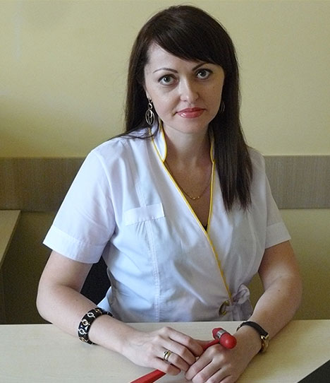 Врач-невропатолог ЛДЦ «ЛОРИТОМ»