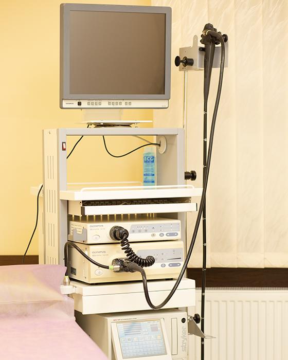 Аппарат для проведения эндоскопии