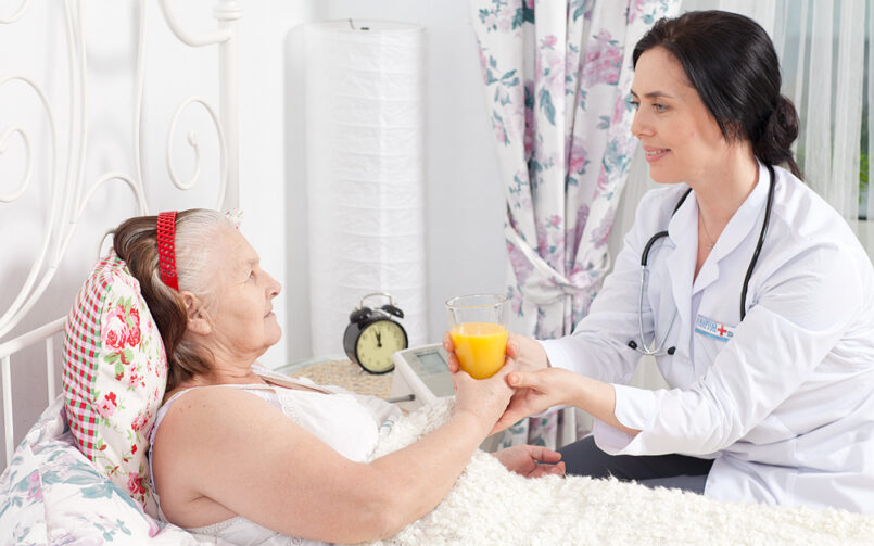 Диета при сахарном диабете у пожилых людей