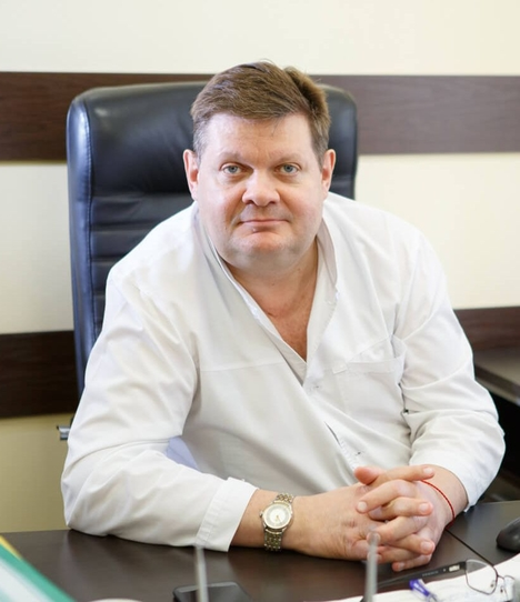Главный врач лечебно — диагностического центра
