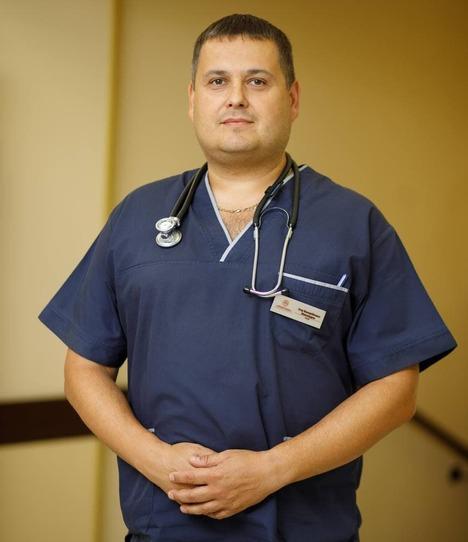 Врач-терапевт лечебно-диагностического центра Лоритом